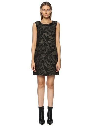 NetWork Kadın 1071693 Mini Boy Elbise Haki